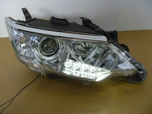 カムリ 中古パーツ ヘッドライト