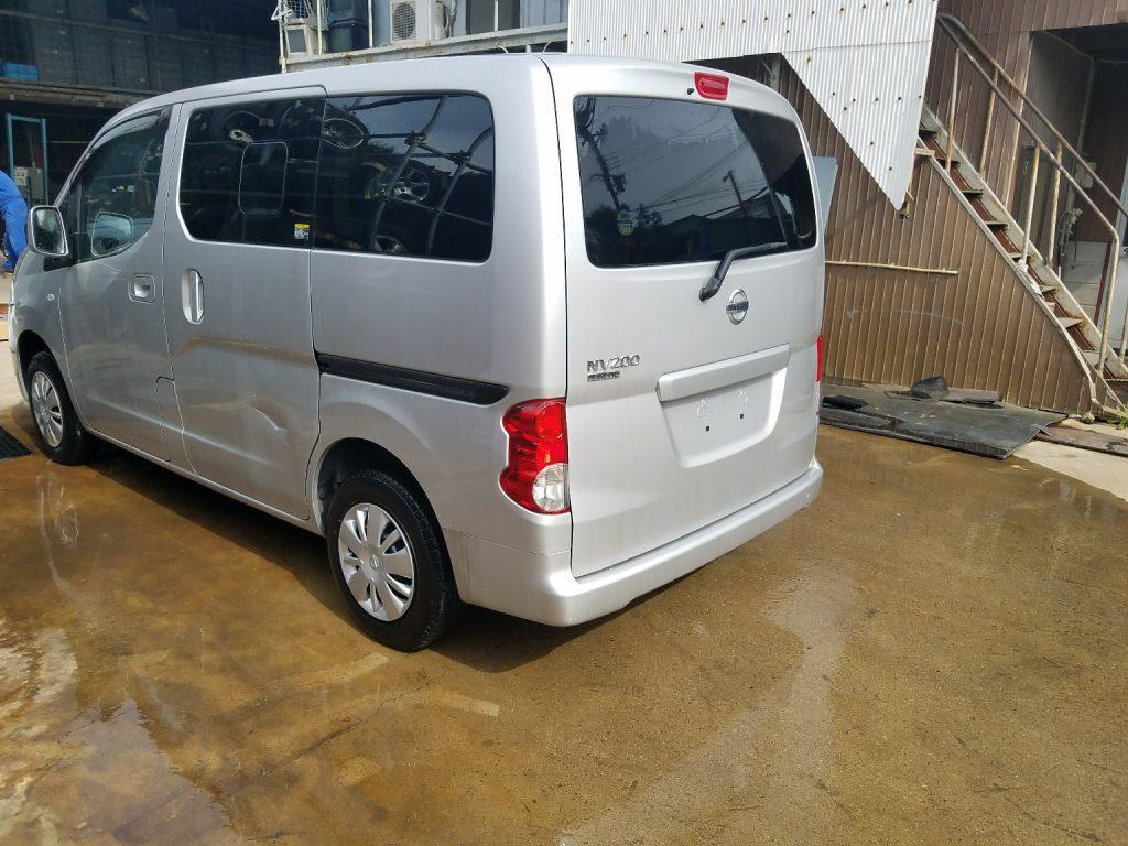 日産 NV200 廃車引取