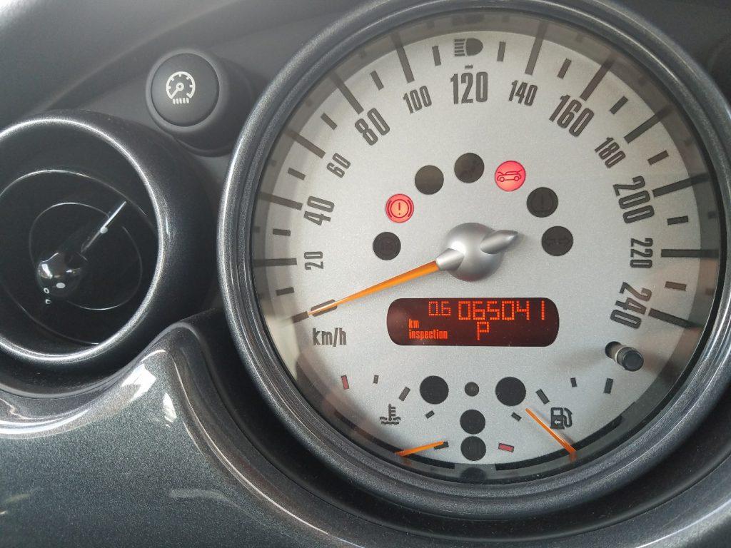 神戸市西区廃車依頼 BMW ミニ R16A