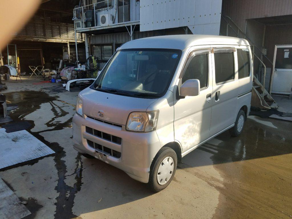 姫路市廃車買取 ハイゼット S320V