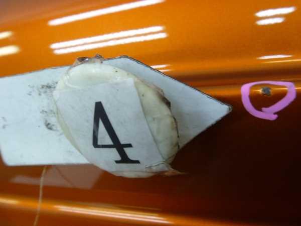 ノート E12 リアバンパー