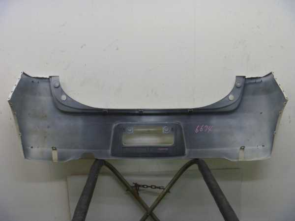タントエグゼ L455S リアバンパー修理