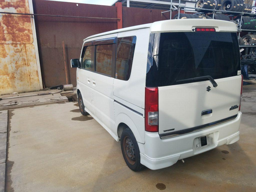 神戸事故車買取 エブリィ DA64W