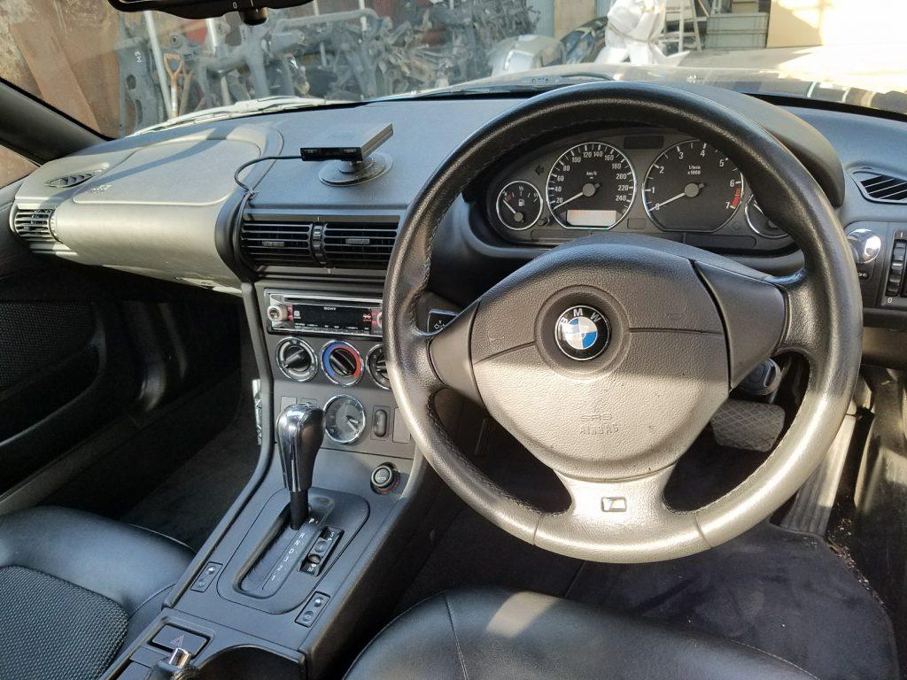 兵庫廃車買取 BMW