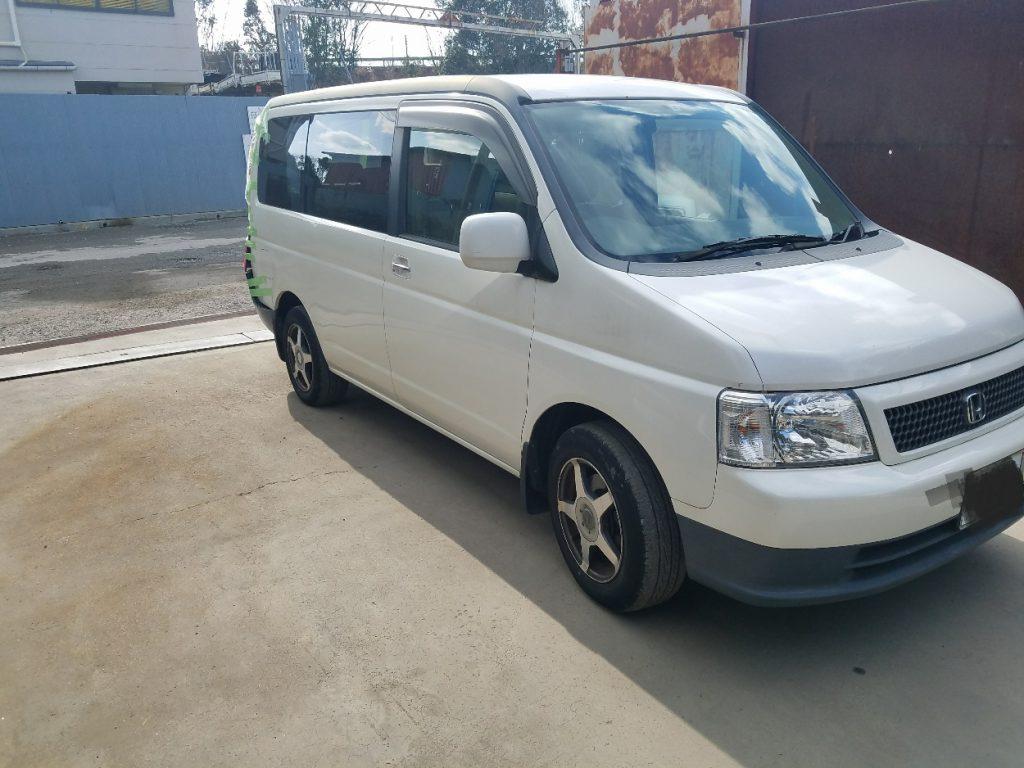 神戸廃車買取 ステップワゴン RF3
