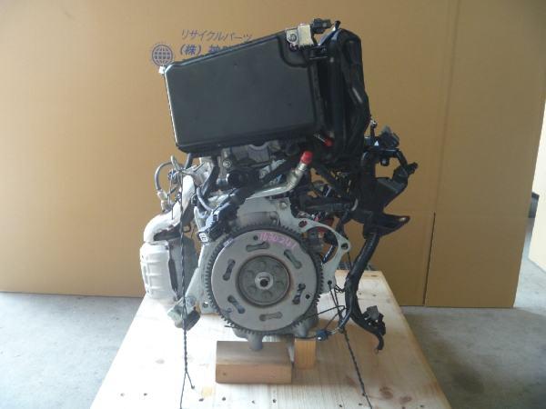 ルークス ML21S エンジン載せ換え