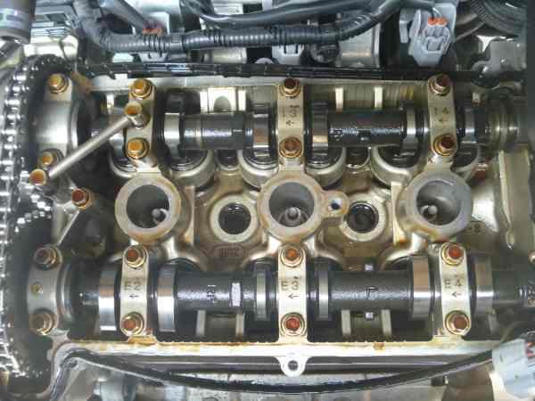 ルークス ML21S エンジン修理