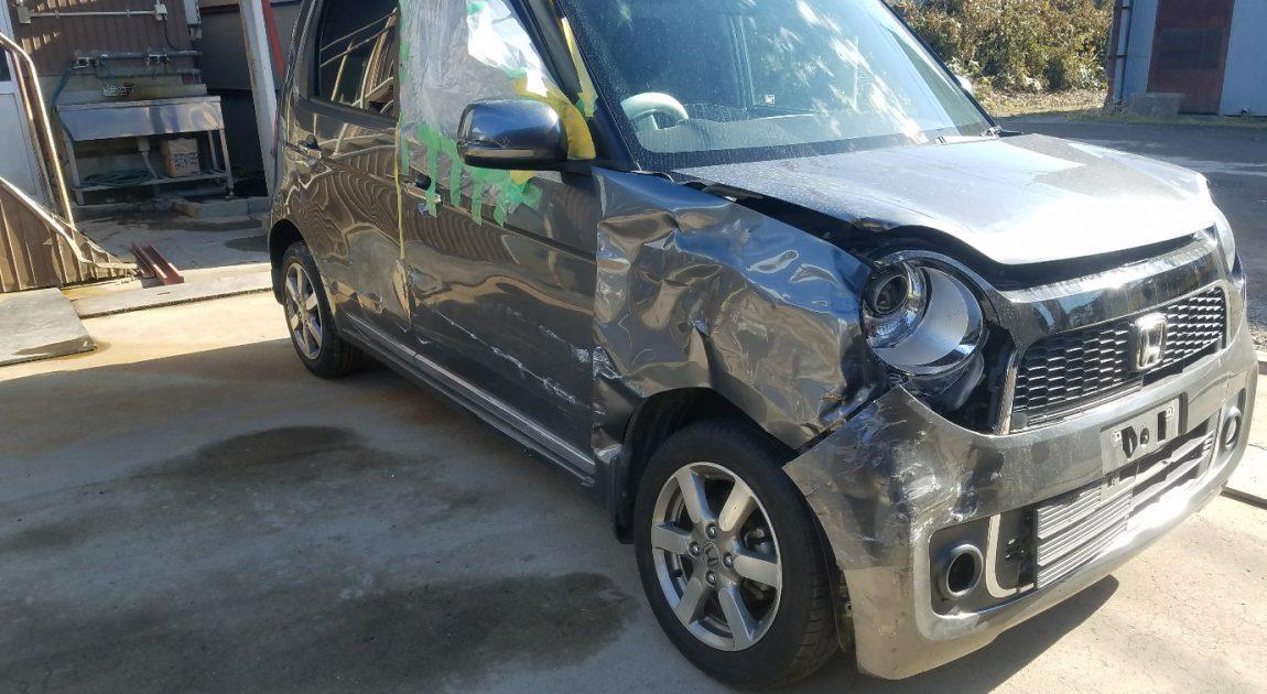 事故車買取 N-ONE JG1