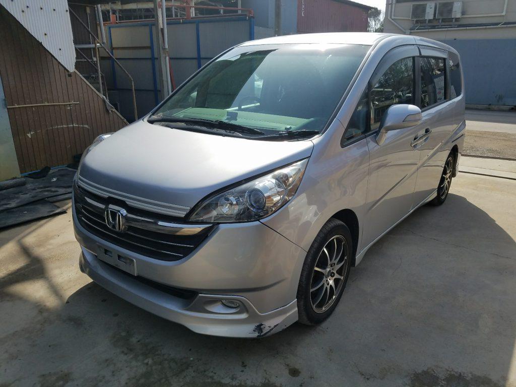 神戸事故車買取 ステップワゴン RG1
