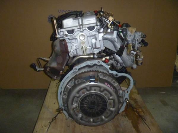 アトラス SH2F23 エンジン交換