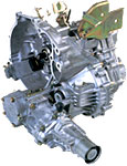 デリカD:5 CV5W リビルト4WDCVTミッション 2700A140