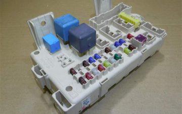 アイシス ANM10W 中古パーツ ボディコンピューター