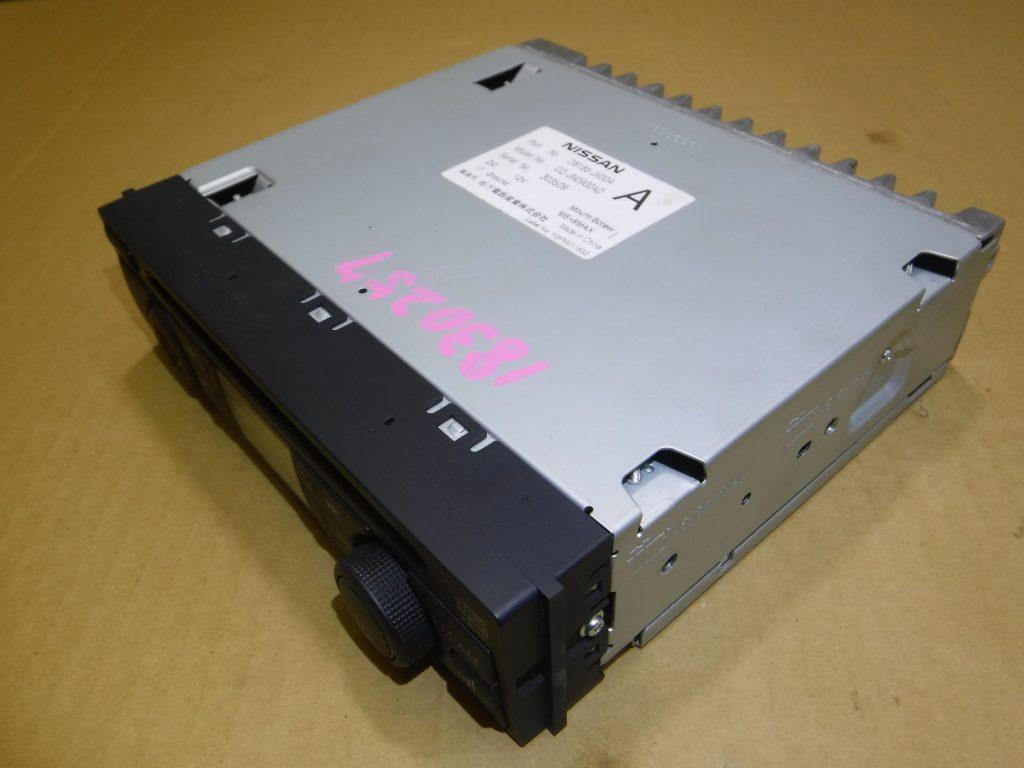NV200バネット M20 中古純正オーディオ