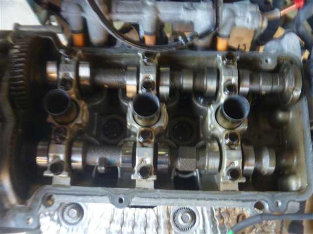 ダイハツ マックス L950S 中古エンジン EF-VE