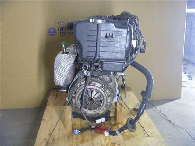 ダイハツ マックス L950S 中古エンジンEF-VE