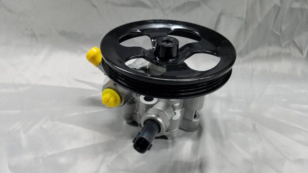 ミラジーノ用リビルトパワステポンプ L650Sリビルトパワステポンプ 44310-B2040-000 リビルトパワステポンプ44310-B2040-000 ミラジーノのハンドル重い ミラジーノのパワステ効かない ミラジーノのパワステ修理 ミラージーノのパワステオイル漏れ