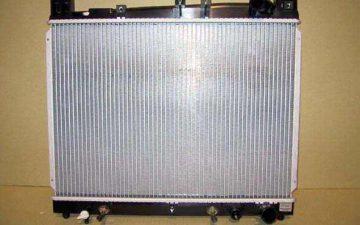 ファンカーゴ NCP20 社外新品ラジエター 16400-21090