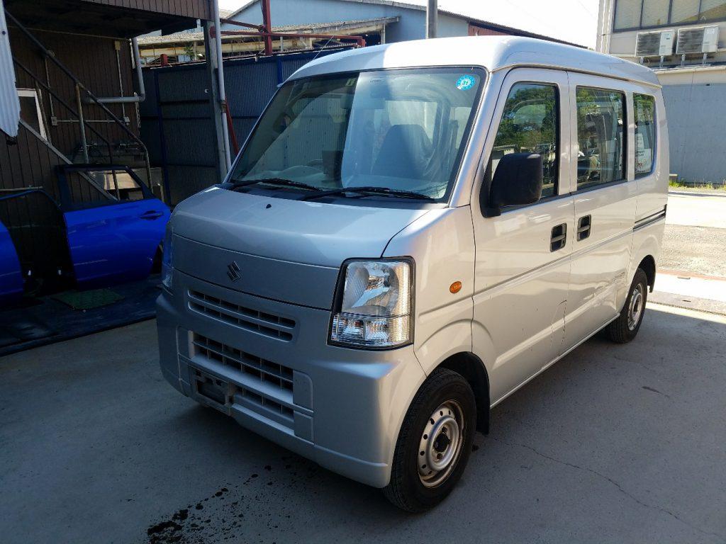神戸廃車引取 スズキ エブリィ DA64V