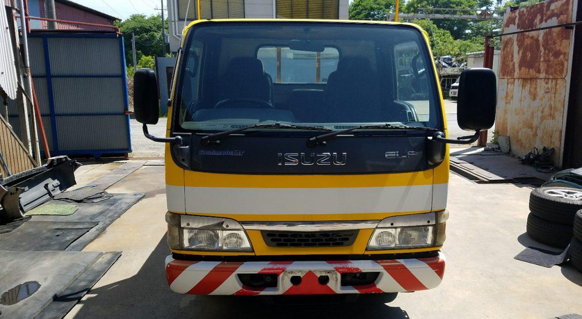 神戸高価トラック買取 エルフ NKR81EA