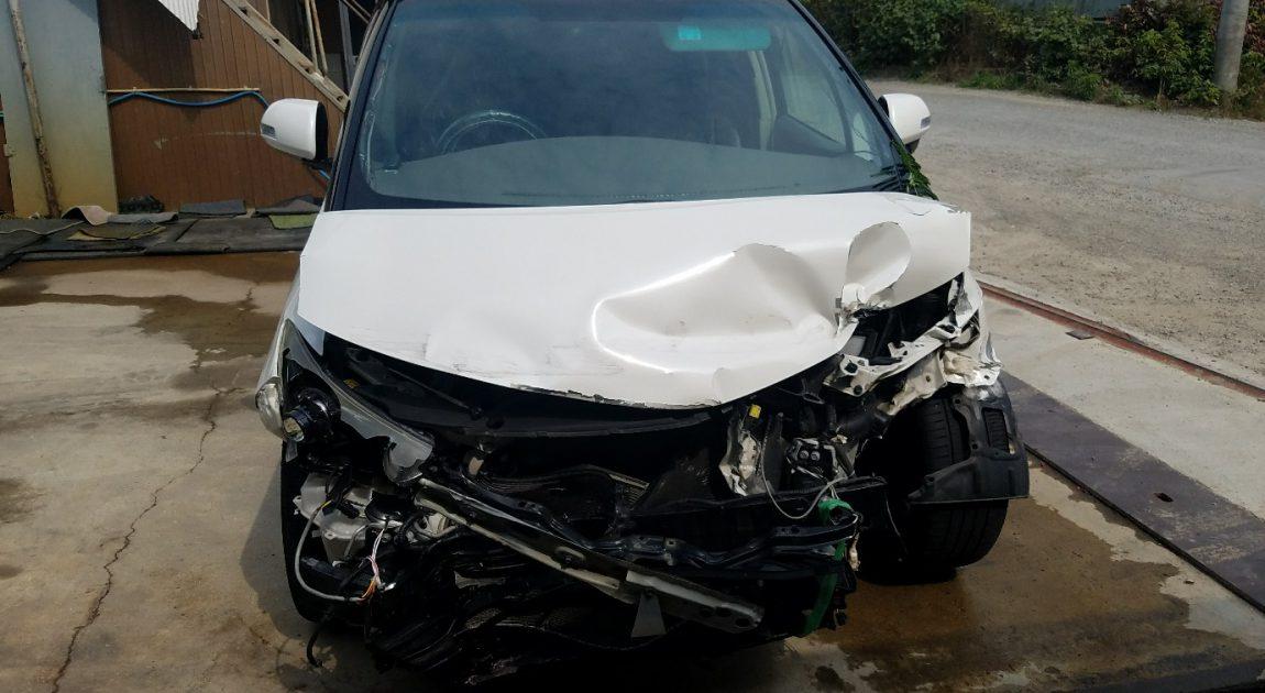 神戸高価廃車買取 トヨタ エスティマ ACR50
