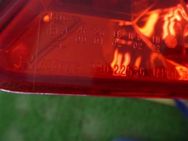 中古パーツ インテグラタイプR DC5 テールランプ右 コイト220-22536