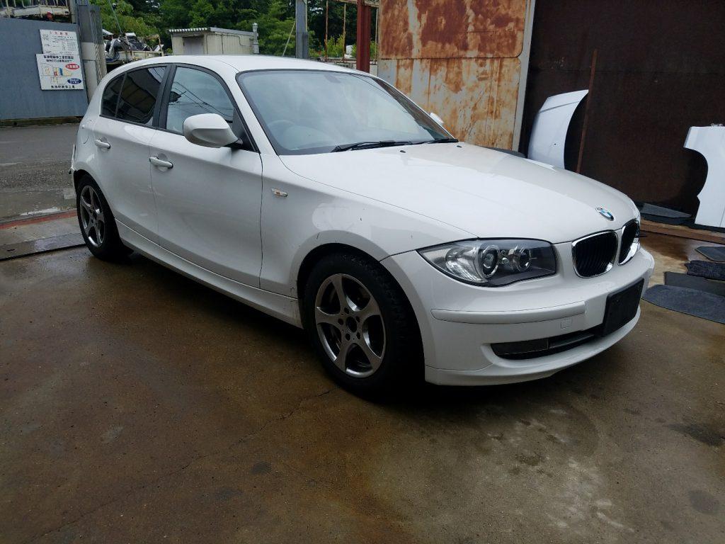 神戸廃車買取 BMW116i E87