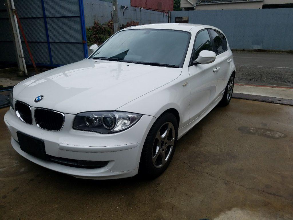 兵庫廃車引取 BMW116i E87