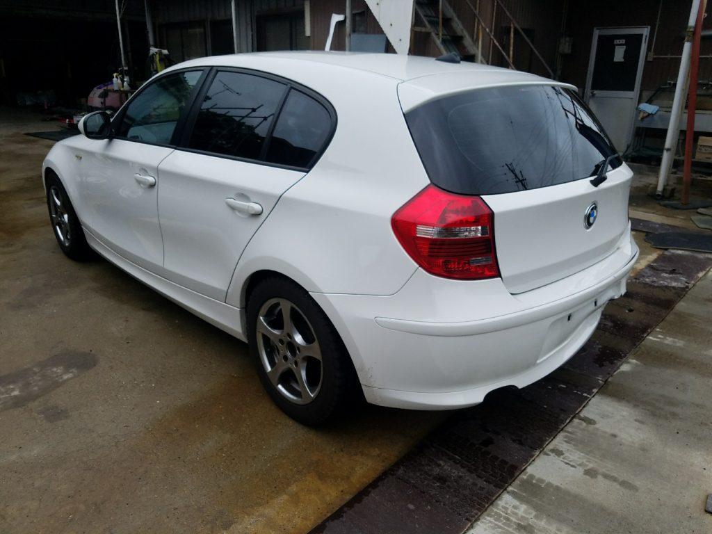 兵庫廃車買取 BMW116i E87