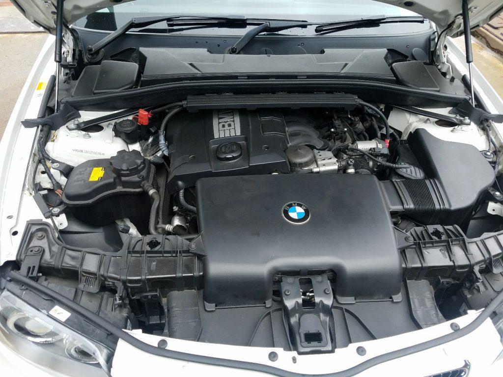 兵庫事故車買取 BMW116i E87