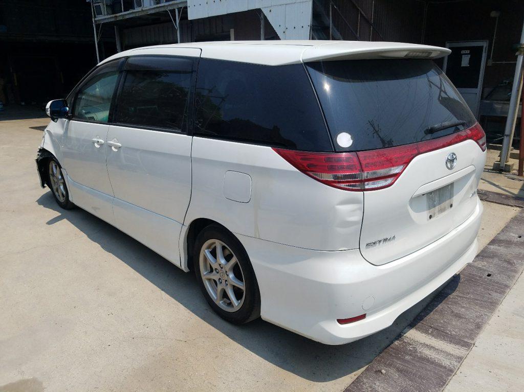 神戸事故車買取 エスティマ ACR50W