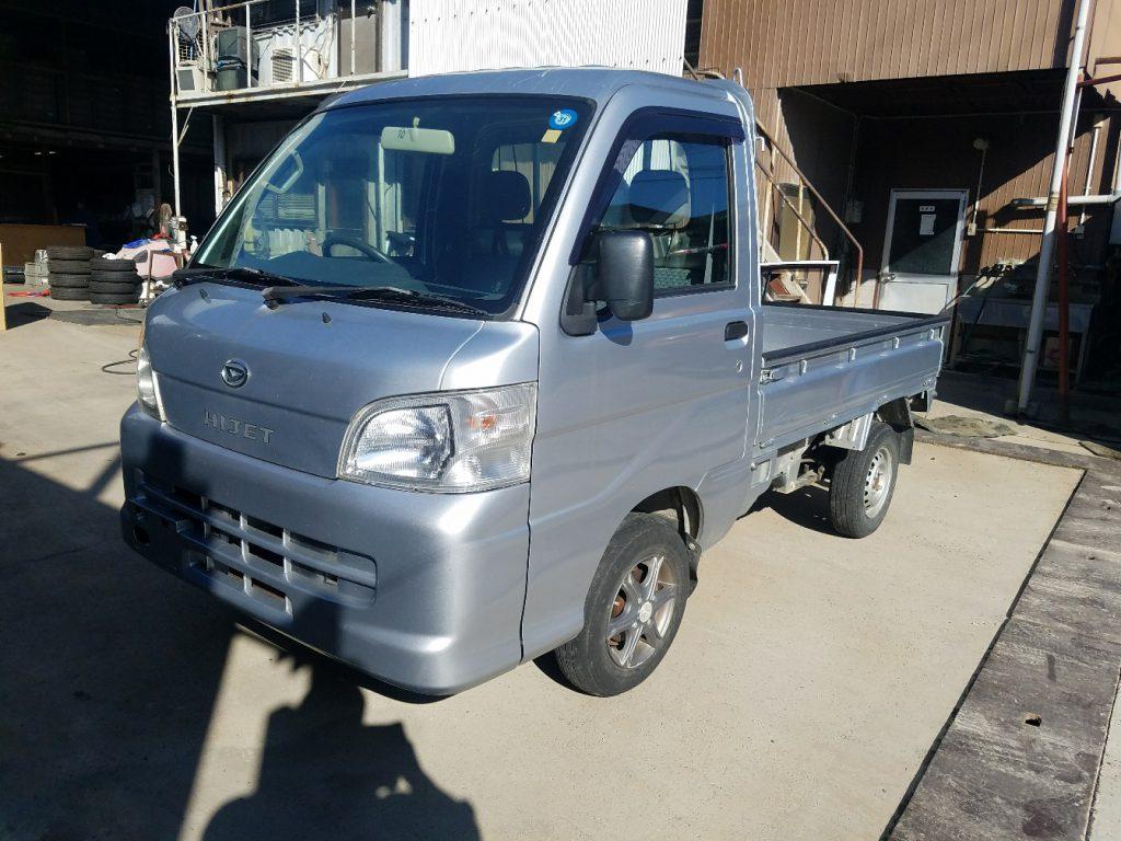 加古川市の軽トラ廃車