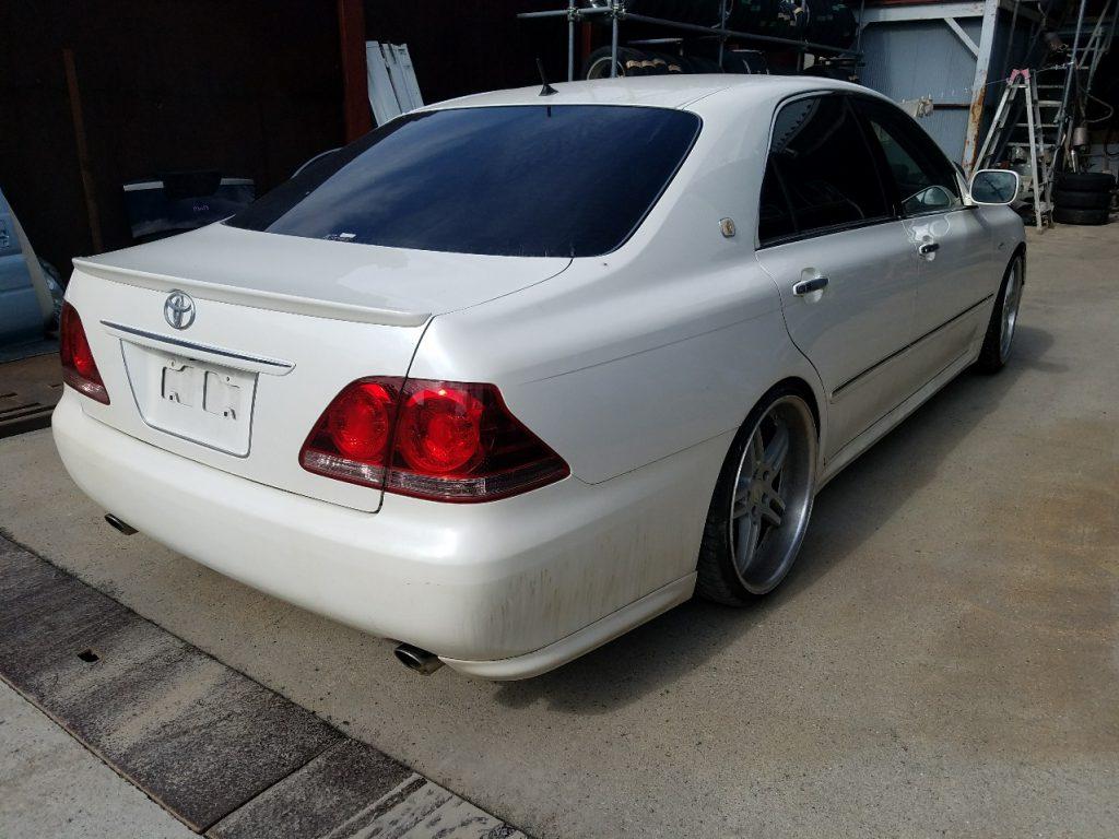 神戸市の自動車解体