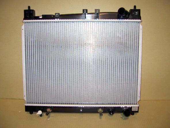 社外新品ラジエター プロボックス NCP50V 16400-21070